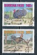 °°° BURKINA FASO - Y&T N°1381/83 - 2011 °°° - Burkina Faso (1984-...)