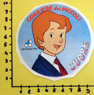 CORRIERE DEI PICCOLI CUORE  STICKER VINTAGE NEW ORIGINAL - Stickers
