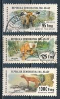 °°° MADAGASCAR - Y&T N°627/29 - 1979 °°° - Madagascar (1960-...)