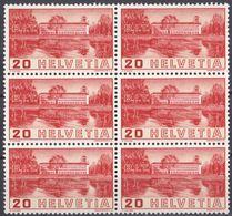 HELVETIA - SUISSE - SVIZZERA - 1938 - Sestina Nuova MNH Di Yvert 307. - Nuovi