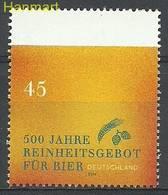 Germany - Federal Republic 2016 Mi 3229 MNH ( ZE5 GRM3229 ) - Deutschland