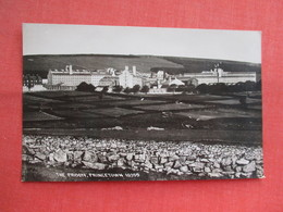 The Prison, Princetown, Devon   RPPC     Ref  3461 - Prison