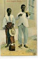 MANILLE - Mendiants Jouant De La Musique - Philippines