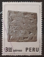 PERU 1974 Airmail - Archaeological Discoveries. USADO - USED. - Perú