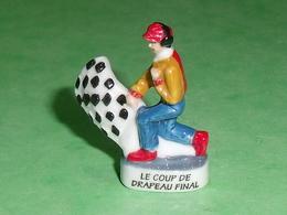 Fèves / Sports : Le Coup De Drapeau Final , F1   T14 - Sports
