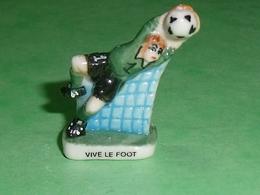 Fèves / Sports : Vive Le Foot , Gardien  T14 - Sports