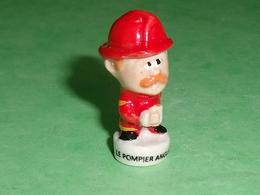 Fèves / Sports : Pompier Anglais     T14 - Sports