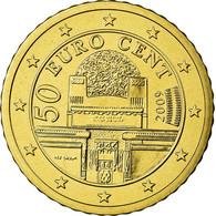 Autriche, 50 Euro Cent, 2009, FDC, Laiton, KM:3141 - Autriche
