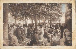 Louhans (Saône-et-Loire) Nouveau Marché Aux Volailles - Louhans