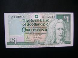 "SCOTLAND - BANK NOTE ""WITHOUT FOLDING"" PERFECT - [ 3] Scotland"