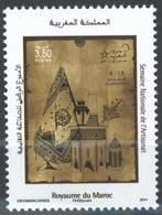 MOROCCO NATIONAL WEEK OF CRAFT ARTISANAT 2011 - Morocco (1956-...)