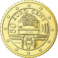 Autriche, 50 Euro Cent, 2007, FDC, Laiton, KM:3087 - Autriche