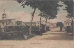 CPA 88 Vosges - ARCHES - Avenue D'ARCHETTES - Arches