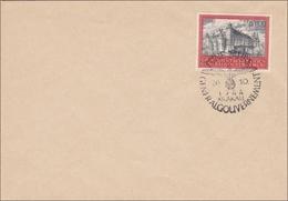 Generalgouvernement (GG): MiNr. 125 Mit Letztem Sonderstempel Als FDC 26.10.1944 - Besetzungen 1938-45