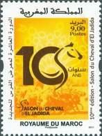 MOROCCO 10IEME EDITION FESTIVAL DU CHEVAL D'ELJADIDA 2017 - Morocco (1956-...)