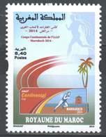 MOROCCO ATHLETISME MARRAKECH 2014 - Morocco (1956-...)