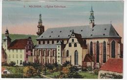 67 - MOLSHEIM - L'Eglise Catholique - 1912 (K71) - Molsheim