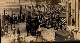 CAMP DE PRISONNIERS ..CPA ANIMEE - Casernes