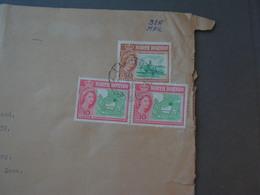Old Cv.  Borneo - Bornéo Du Nord (...-1963)