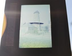 Burst Mill Moulin Muhle Molen Dia In Frame Slide - Diapositives