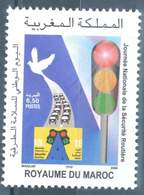 MOROCCO NATIONAL DAY OF ROAD SAFETY 2006 - Morocco (1956-...)