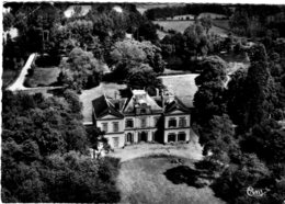 COUTURE CHATEAU DU PIN VUE AERIENNE 1962 CPSM GM TBE - France