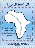 MOROCCO  HUB PHILATELIQUE AFRICAIN 2016 - Morocco (1956-...)