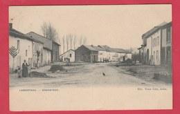 Lamorteau  - La Grand'Rue  -1906 ( Voir Verso ) - Rouvroy
