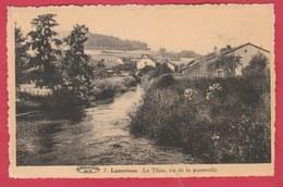 Lamorteau  - Le Thon , Vu  De La Passerelle  -1952 ( Voir Verso ) - Rouvroy