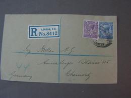 GB London R - Cv. 1930 - 1902-1951 (Rois)