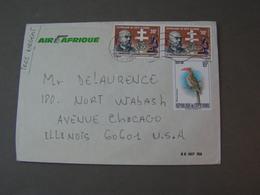 Elfenbein Küste , Cv. Bird - Côte D'Ivoire (1960-...)