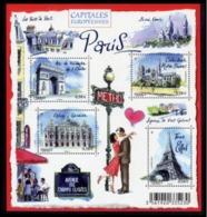 B-F - TIMBRE - FRANCE - 2010 - Nr  F4514 - Bloc De Notas & Hojas