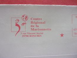 EMA Centre Régional De La Marionnette Ronchin 01-04-05 - Marionnettes