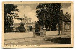 LAIGLE L'AIGLE Hospice Civil Entrée De La Chapelle - L'Aigle