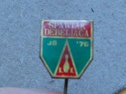 LIST 119 - BOWLING CLUB SPARTAK DEBELJACA, SERBIA - Bowling