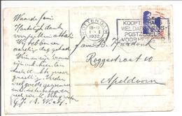 1931 Kinderzegel Enkelfrankering N.V.P.H. 243. Koopt Kinder Zegels - Briefe U. Dokumente