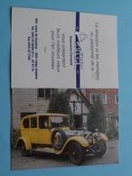 Asslease > 4031 Liège-Angleur - 1994 ( Zie Foto's ) ( Voiture / Car ) ! - Calendars