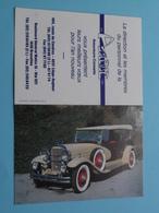 Asslease > 4031 Liège-Angleur - 1992 ( Zie Foto's ) ( Voiture / Car ) ! - Calendars
