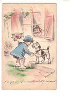 Germaine BOURET : Carte Ancienne  :  édition M.D. Paris Sans Numéro : Voir Scan Recto Verso - Bouret, Germaine
