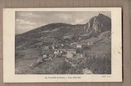 CPA 26 - LE PILHON - Vue Côté Est - Très Jolie Vue Générale Du Village Avec Détails Des Maisons - France