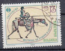 BULGARIJE - Michel - 1989 - Nr 3734 - Gest/Obl/Us - Bulgarie