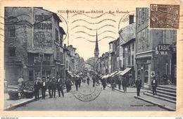 69-VILLEFRANCHE SUR SAONE-N°C-422-D/0039 - Villefranche-sur-Saone