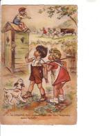 Germaine BOURET : Carte Ancienne  :  Sans éditeur  ; Imprimé En France : Voir Scan Recto Verso - Bouret, Germaine