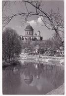 Esztergom - Látkép A Föszékesegyházzal / Kathedrale / Cathedral (1822-56) - Hongarije