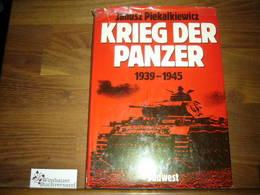 Krieg Der Panzer : 1939 - 1945. - Police & Military