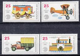 BULGARIJE - Michel - 1988 - Nr 3724A/27A - MH* - Bulgarie