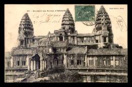 CAMBODGE - ANGKOR - SOUVENIR DES RUINES - Cambodge