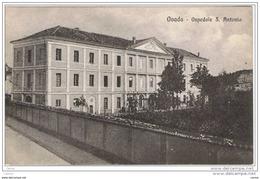 OVADA (AL):  OSPEDALE  S. ANTONIO  -  FP - Salute