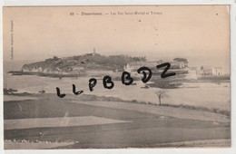 CPA - 29 - DOUARNENEZ - Les Iles Saint Michel Et Tristan - Pas Courante - Douarnenez