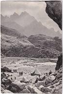 Tatra - Camping In Nature - (1963) - (Real Photo Postcard / Eigen Photo) - Hongarije